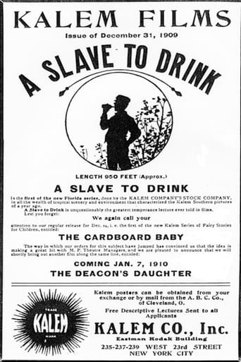 Poster of A Slave to Drink
