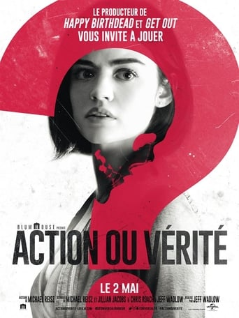 Poster of Action ou Vérité