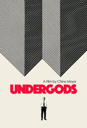 Poster of Undergods