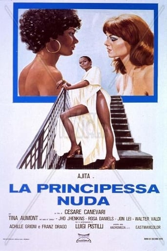 Poster of The Nude Princess