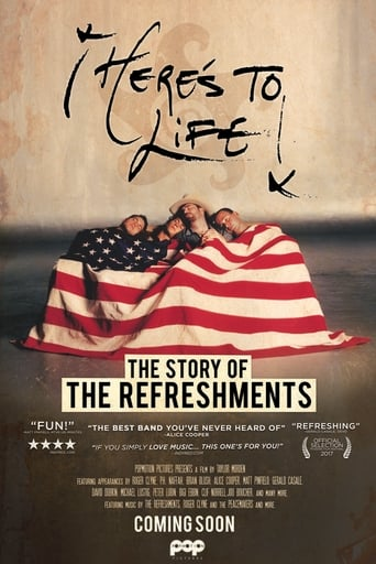 Ver Here's To Life: The Story of the Refreshments pelicula online