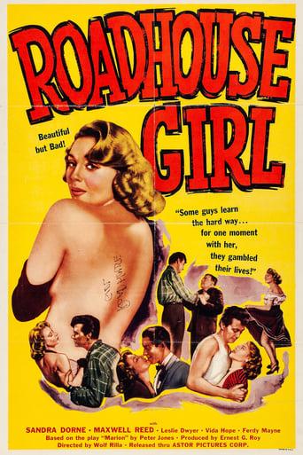 Poster of Roadhouse Girl