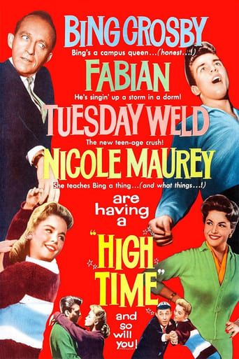 Poster of High Time