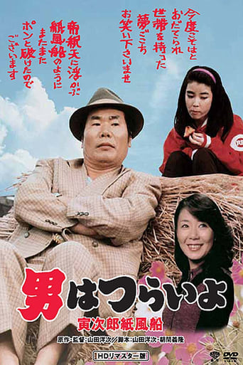Poster of Tora-san's Promise