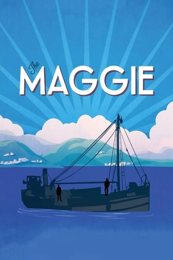 Poster of The Maggie
