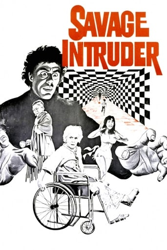 Poster of Savage Intruder