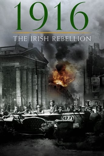 Poster of 1916: The Irish Rebellion