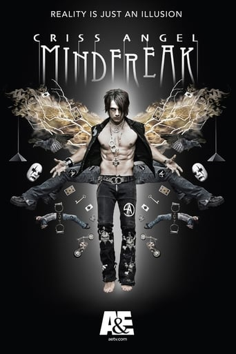 Poster of Criss Angel Mindfreak