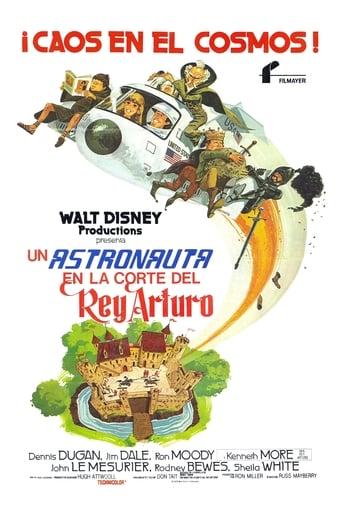 Poster of Un astronauta en la corte del Rey Arturo