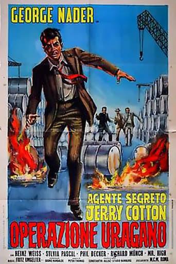 Jerry Cotton -Schüsse aus dem Geigenkasten