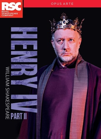 Poster of RSC Live: Henry IV Part 2
