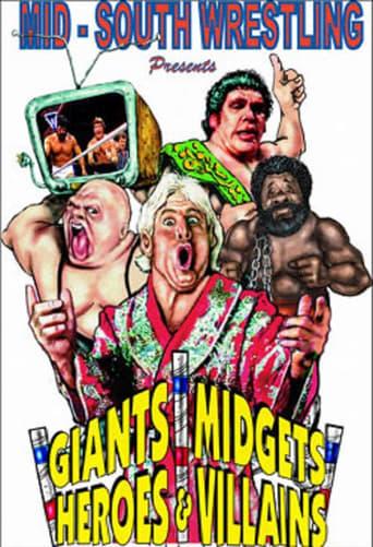 Watch Mid-South Wrestling Giants, Midgets, Heroes & Villains Online Free Putlocker