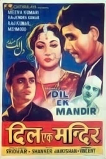 Poster of Dil Ek Mandir