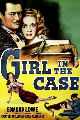 Poster of The Girl in the Case