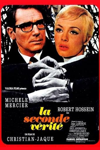 Poster of La seconde vérité