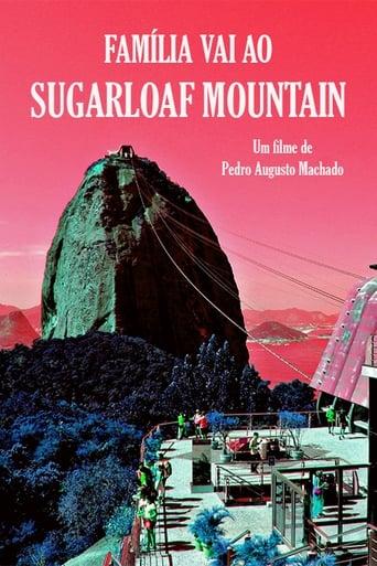 Família vai ao Sugarloaf Mountain