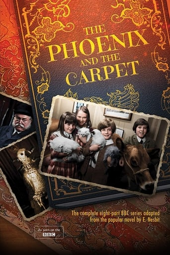 Capitulos de: The Phoenix and the Carpet