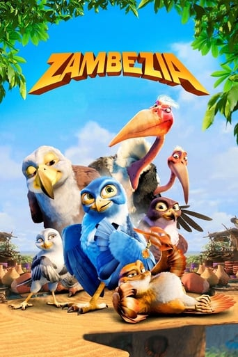 Poster of Zambezia