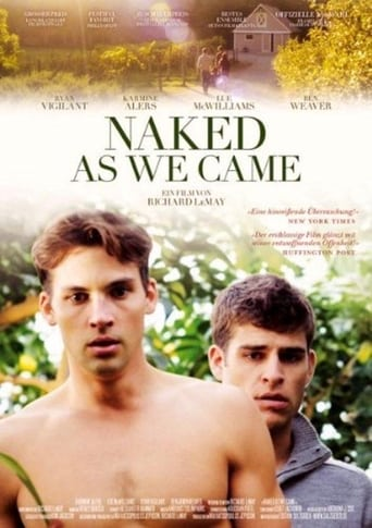 Poster of Naked as We Came