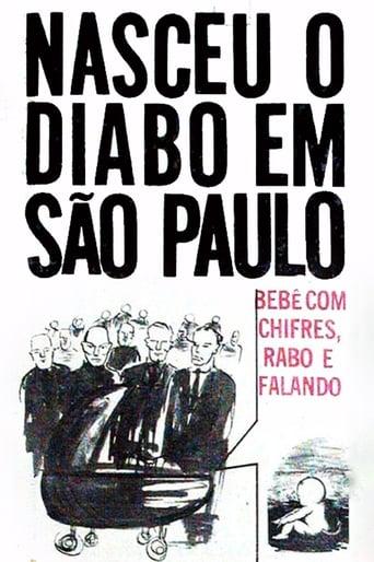 Nasceu o Bebê Diabo em São Paulo