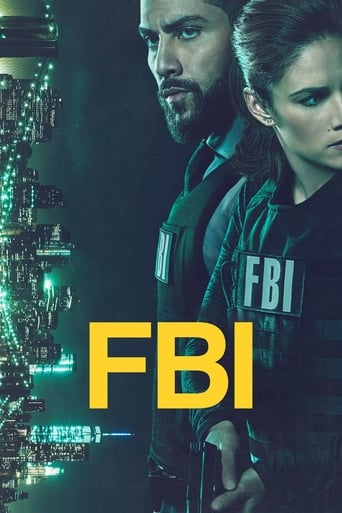 FBI 3ª Temporada - Poster