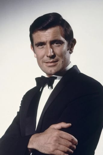 George Lazenby alias James Bond
