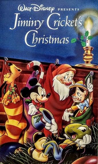 Jiminy Cricket's Christmas Walt Disney  -