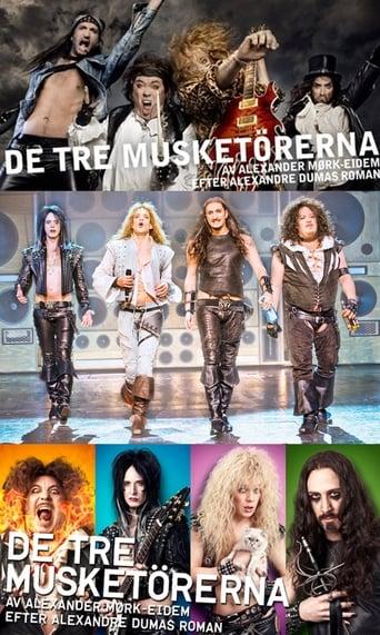 Poster of De Tre Musketörerna