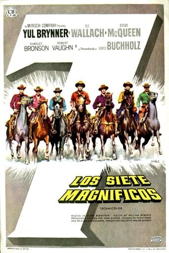 Poster of Los siete magníficos