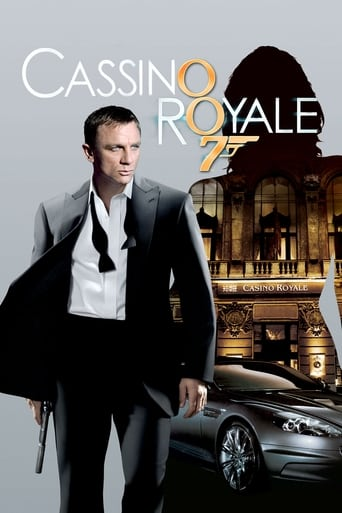 007: Cassino Royale - Poster