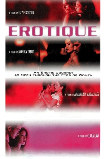 Poster of Erotique