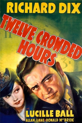 Poster of Twelve Crowded Hours