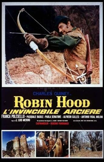 Robin Hood, l'invincibile arciere Movie Poster