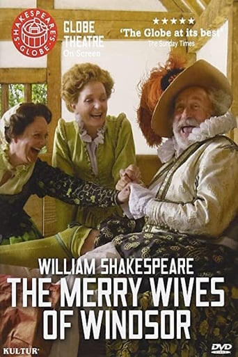 Poster of The Merry Wives of Windsor