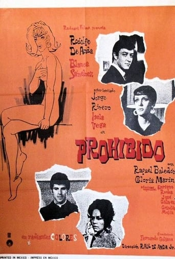 Poster of Prohibido