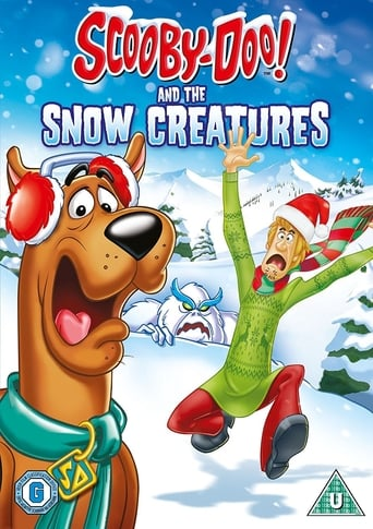Poster of Scooby-Doo and the Snow Creatures