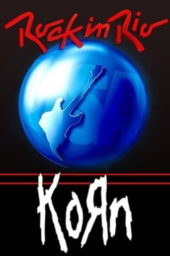 Poster of Korn: Rock in Rio 2015