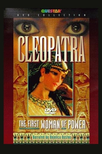 Cleopatra: The First Woman of Power Movie Poster