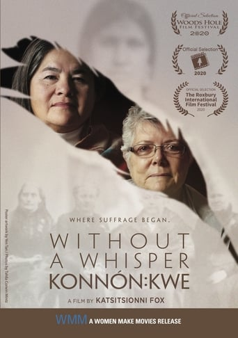 Watch Without a Whisper - Konnón:kwe Online Free Putlocker