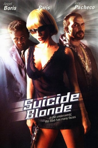 Poster of Suicide Blonde