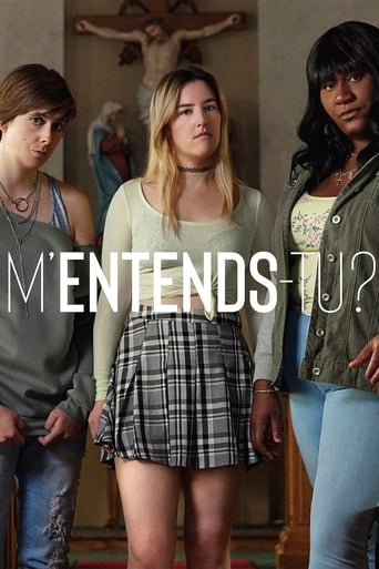 M'entends-tu? 1ª Temporada - Poster
