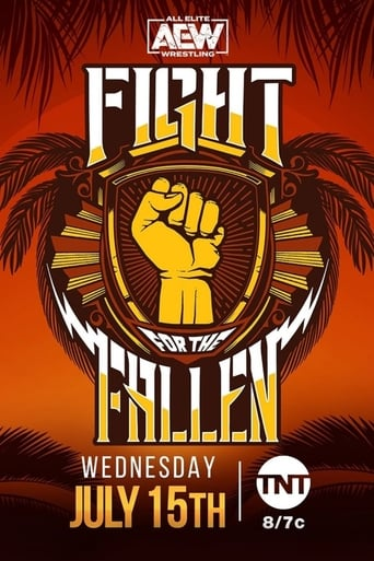 AEW Fight for the Fallen 2020