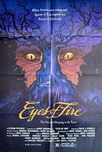 Poster of Eyes of Fire