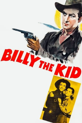 Poster of Billy the Kid