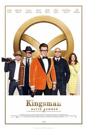 Poster of Kingsman: Altın Çember