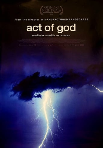 Poster of Act of God