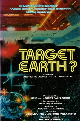Poster of Target... Earth?