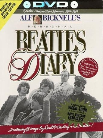 Poster of Alf Bicknell's Beatles Diary