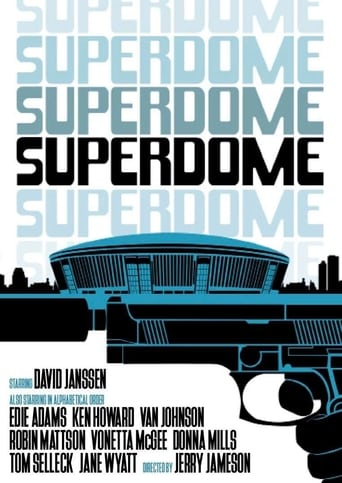 Poster of Superdome