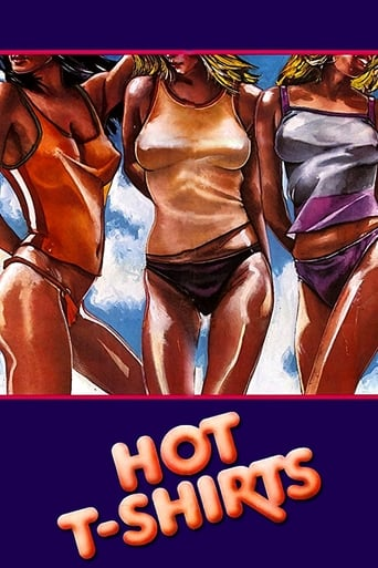 Poster of Hot T-Shirts